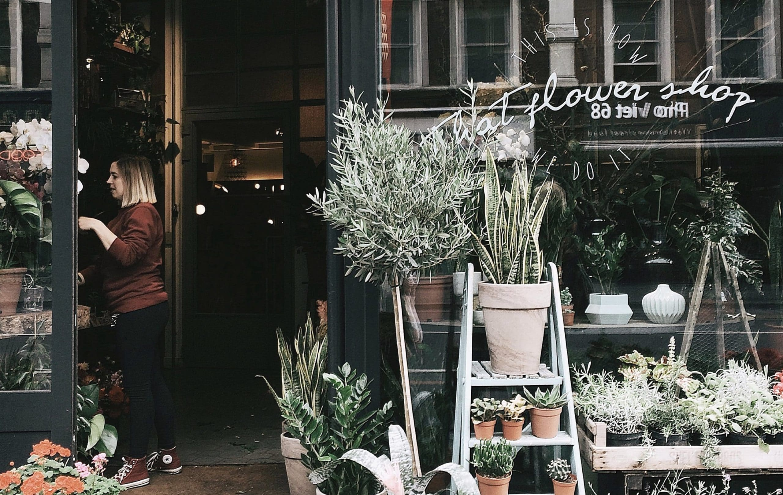 Online marketing voor bloemenzaken